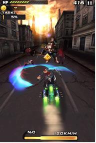 Death Moto 22