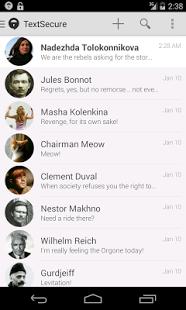 TextSecure 2