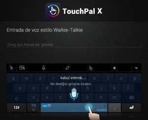 TouchPal X Keyboard4