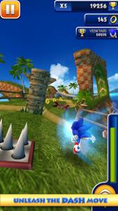 Sonic Dash3