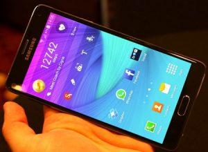 Galaxy Note 4 Resmen Tanıtıldı