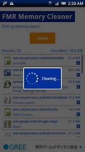 FMR Memory Cleaner2