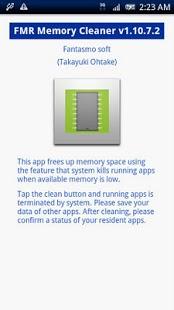 FMR Memory Cleaner4