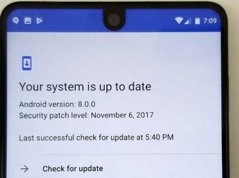 Android Nasıl Güncellenir?