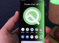 Android Q alacak telefonlar