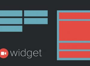 Widget Nedir?