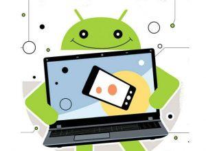 Android Telefon Ekranını Bilgisayara Yansıtma