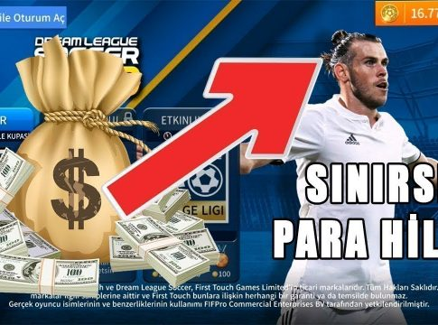 Dream League Soccer 2019 Para Hilesi